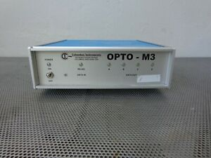 Columbus Instruments Opto m3 4 channel Animal Activity Data Processing Monitor