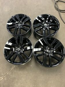 Set Of 4 Used 20 20 X 8 2018 Honda Ridgeline Factory Oem Wheels Rims 5x120