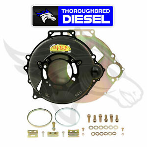 Quicktime Bellhousing Ford Modular With Tko Tr3550 Or T5 Transmissions