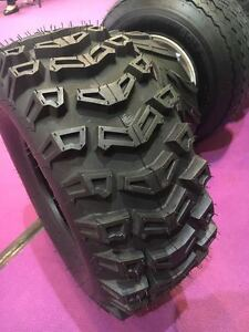 2pk Of New 16x6 50 8 4pr Trac Tubeless Tires John Deere Lawn Mower Tractor Rider