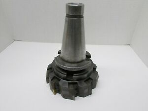 Sandvik La262 2 166m Used 6 Indexable Face Mill W Unknown Holder