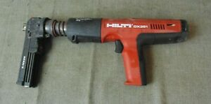 Hilti Dx351 W X mx32 Powder Actuated Tool Nail 9929 1 4c