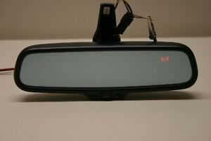 04 06 Audi A4 S4 Convertible Compass Auto Dimming Rear View Mirror 8h0 857 511 B