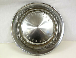 1969 73 Chrysler New Yorker 300 Hub Cap Wheel Cover 15 Excellent Condition