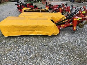 6 8 Tractor Hay Disc Mower Best On The Market Save Money On Labor Costs