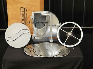 Hobart Pelican Head Vegetable Slicer Shredder Disc Head Cheese Grater S blade