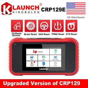 Launch Auto diagnostic Tool Obd2 Scanner Crp129e Upgraded Version Of Crp129