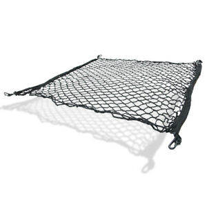 Fit Subaru Rear Trunk Cargo Net Double Layer Storage Envelope W Hooks