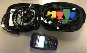 Bosch Obd1300 Enhanced Obd I And Obd Ii Scan Tool For Ford Toyota Chrysler Gm