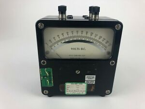 Weston Instruments Amperes D C Model 931 No 58497 Electrical Test Steampunk