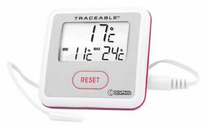 Traceable Digital Thermometer Sentry C Includes Traceable r Certification