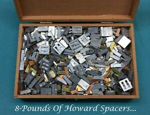 Howard Machine Personalizer 8lbs Of Spacers Box Hot Foil Stamping Machine