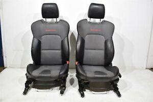 2007 2009 Mazdaspeed3 Seat Assembly Pair Front Left Right Speed 3 Ms3 07 09