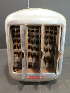 Vintage Classic Car Or Truck Heater Art Deco Heater Dodge Ford Chevy Mack Hotrod