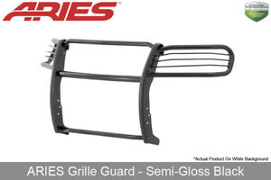 Grille Brush Guard 1pc Black 11 2017 Jeep Grand Cherokee Laredo Limited Overland