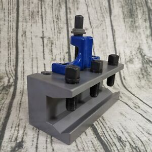 Cb40160 Boring Tool Holder With Small V For C3 40 Position Multifix Tool Post
