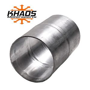 2 5 Id To 2 5 Id Exhaust Pipe To Pipe Connector Joiner Coupler Aluminized