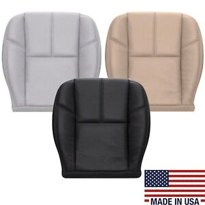 2007 To 2013 Chevy Avalanche Bottom Leather Seat Covers Black Tan Gray Variation