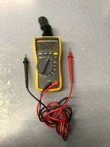 Fluke 116 True Rms Multimeter W leads Magnetic Strap
