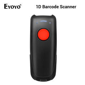 3 In 1 Handheld Ccd Barcode Scanner Long Transmission Distance For Windows Pos