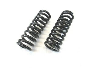 10 Tall Coil Over Shock Springs Id 2 5 Rate 350lb Black Bpc 2317
