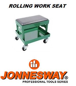 Rolling Creeper Seat Mechanic Stool Chair Garage Work Shop Tools Tray Auto Car