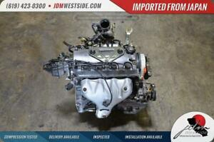 Jdm 1996 1997 1998 1999 Honda Civic Motor 1 6l Jdm Sohc Engine
