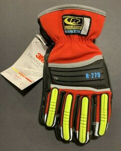 Ringers Gloves Subzero R 279 Insulated Cold Weather Gloves Sz L