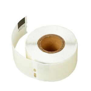 50 Roll 130 Address Labels 30254 For Dymo Labelwriters 1 1 8 X 3 1 2 Bpa Free