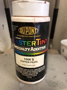 Dupont Axalta 1006 S Mastertint Specialty Additive 1006s Copper Pearl 150g