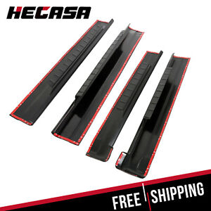 14067 Trail Armor Rocker Panel Guards For 99 06 Chevy Silverado sierra Crew Cab