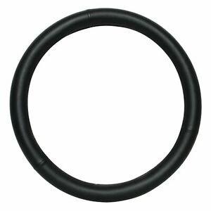 Steering Wheel Cover Black Decorative Steering Wheel Cover 15 Inch Synthetic
