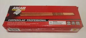 50 pk New Old Stock Arcair Copper Clad Pointed Electrodes 22 063 003 3 8 X 12