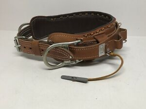 Bashlin Industries Lineman s Climbing Belt The Floridian 88 Size D 24