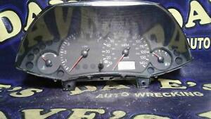2005 Ford Focus Speedometer Instrument Cluster