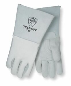Tillman Welding Gloves Stick 16 1 2 Xl Pr Pearl 750xl 1 Each