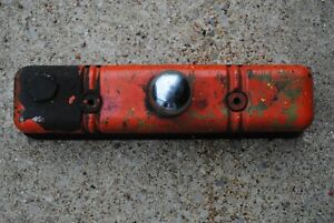 Used Valve Cover A36815 Case G188 Gas Engine Case 1737 Skid Steer