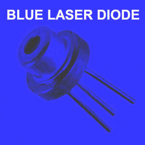 10 Blue Laser Diode 1w 5 6mm Diode To Fit Laser Module A type 445nm 450nm Blue