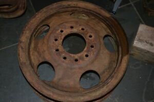 1941 1945 1946 Gmc Chevrolet Pickup Truck 1 1 2 Ton 20 Inch Wheel Rim