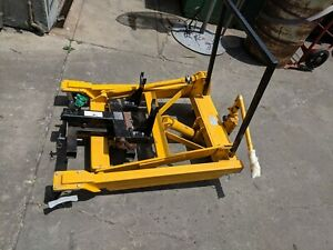 Jack Hydraulic Transmission Heavy Duty Emerson meyer Ttj 3