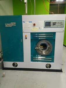 2017 Unisac 50lb Green Earth Dry Clean Machine