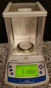 Denver Instrument Pi 114 Analytical Balance D 0 0001g Max 110g In Great