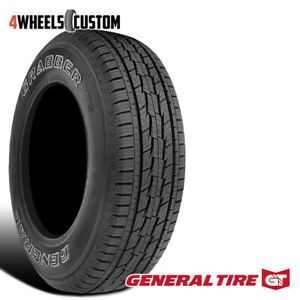 1 X New General Grabber Hts 245 70 17 108t Highway All Season Tire