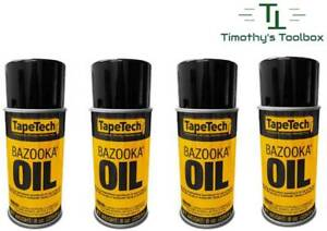 Ames Tapetech Bazooka Oil Drywall Taping Tool Lubricant 4 5 Oz Case Of 6