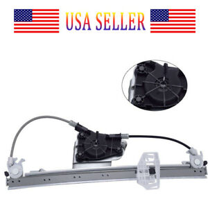 Rear Window Regulator With Motor Lh Driver Side For Bmw 3 Series