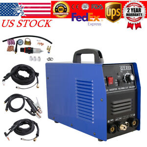 3 In 1 Tig mma Air Plasma Cutter Welder Welding Torch Machine 3 Functions Sell
