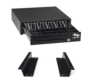 Eom pos Cash Register Money Drawer Mounting Brackets For Under Counter With In