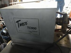 Tweco Tc900 Tig Welding Water Cooler And Torch Leads