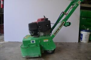 Edco 2012 2gc 13h Dual Disc Gas 13 Hp Honda Concrete Floor Concrete Grinder