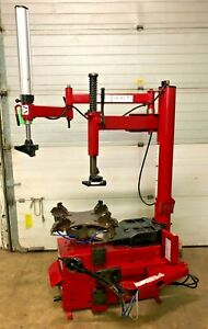 Coats 7060ex Rim Clamp Tire Wheel Changer With Low Profile Assist Arm 176